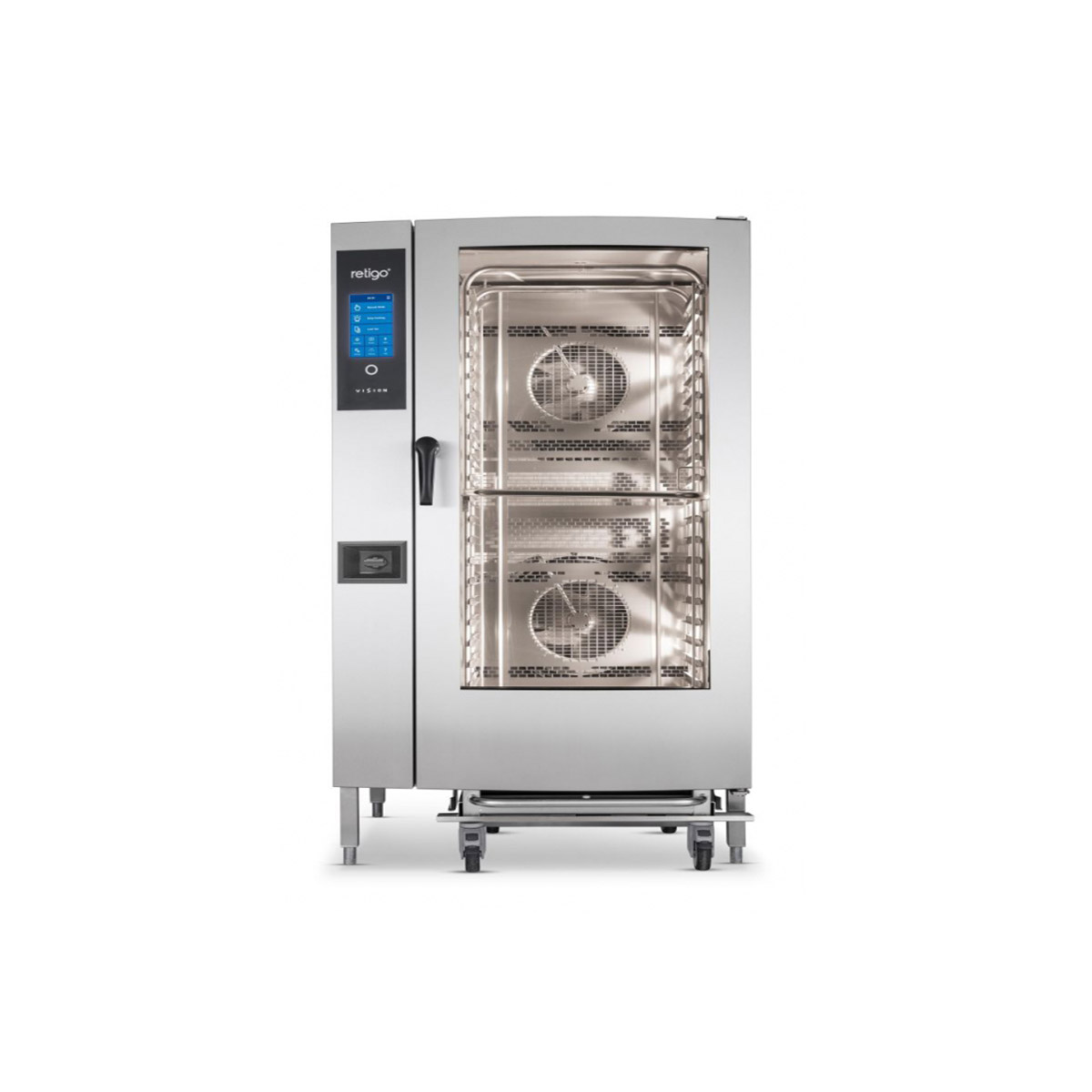 Retigo Blue Vision 20x Grid Combination Oven B2011ig