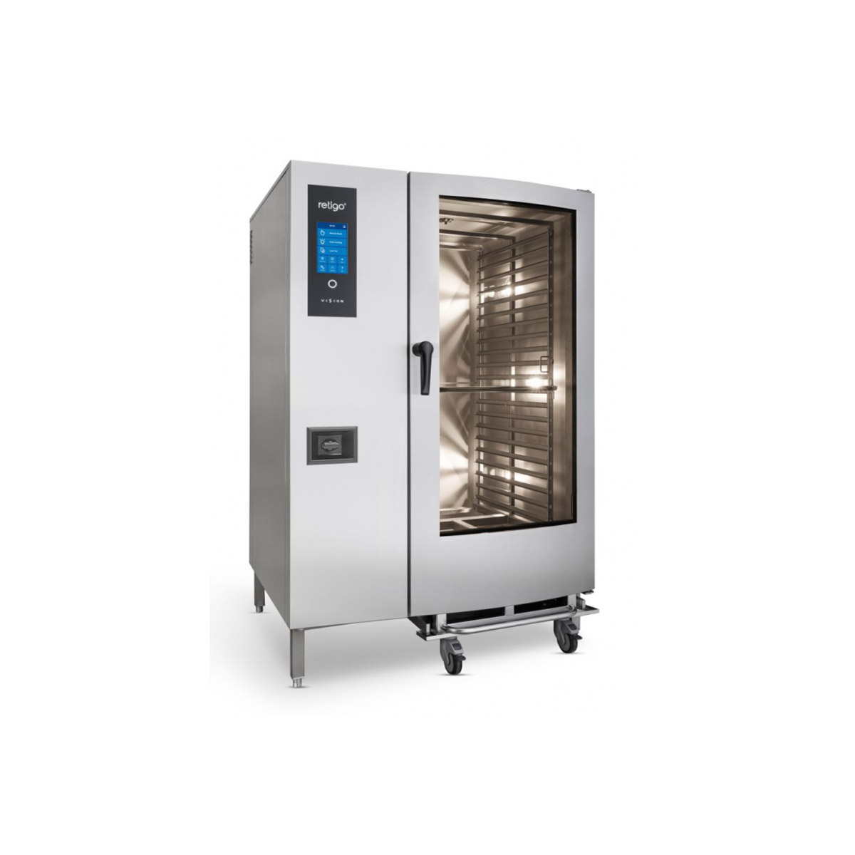 Retigo Blue Vision Combination Oven B2021b