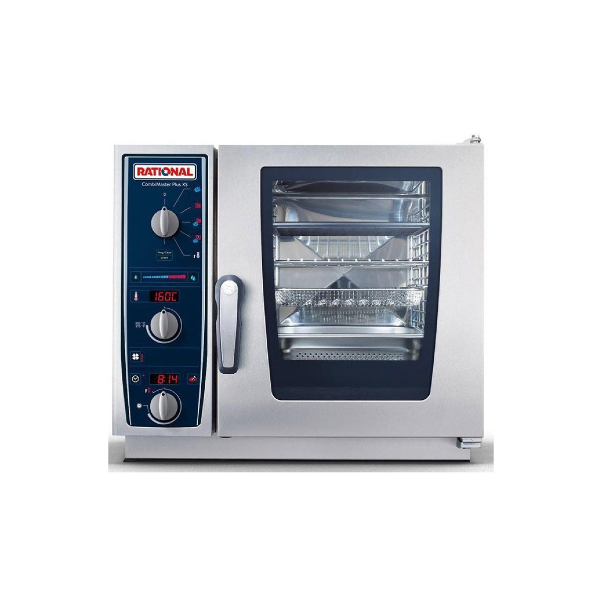 Rational iCombi Classic CMP XS 6 Grid 2/3GN Electric CombiMaster Plus XS Combination Oven