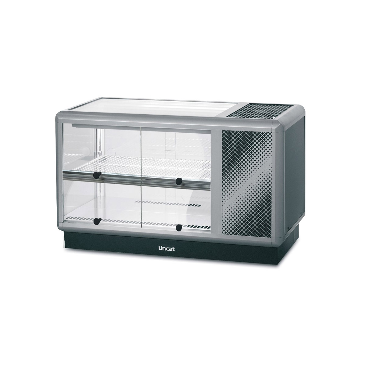 D5R/100S - Lincat Seal 500 Series Counter-top Refrigerated Merchandiser - Self-Service - W 1000 mm - 0.6 kW