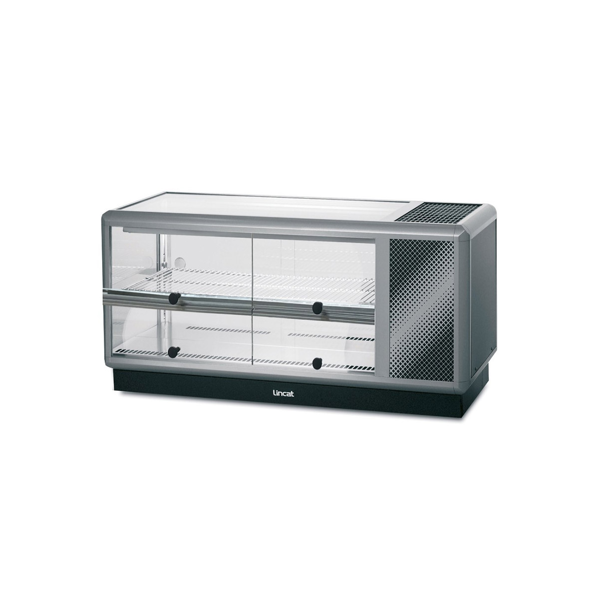 D5R/125S - Lincat Seal 500 Series Counter-top Refrigerated Merchandiser - Self-Service - W 1250 mm - 0.6 kW