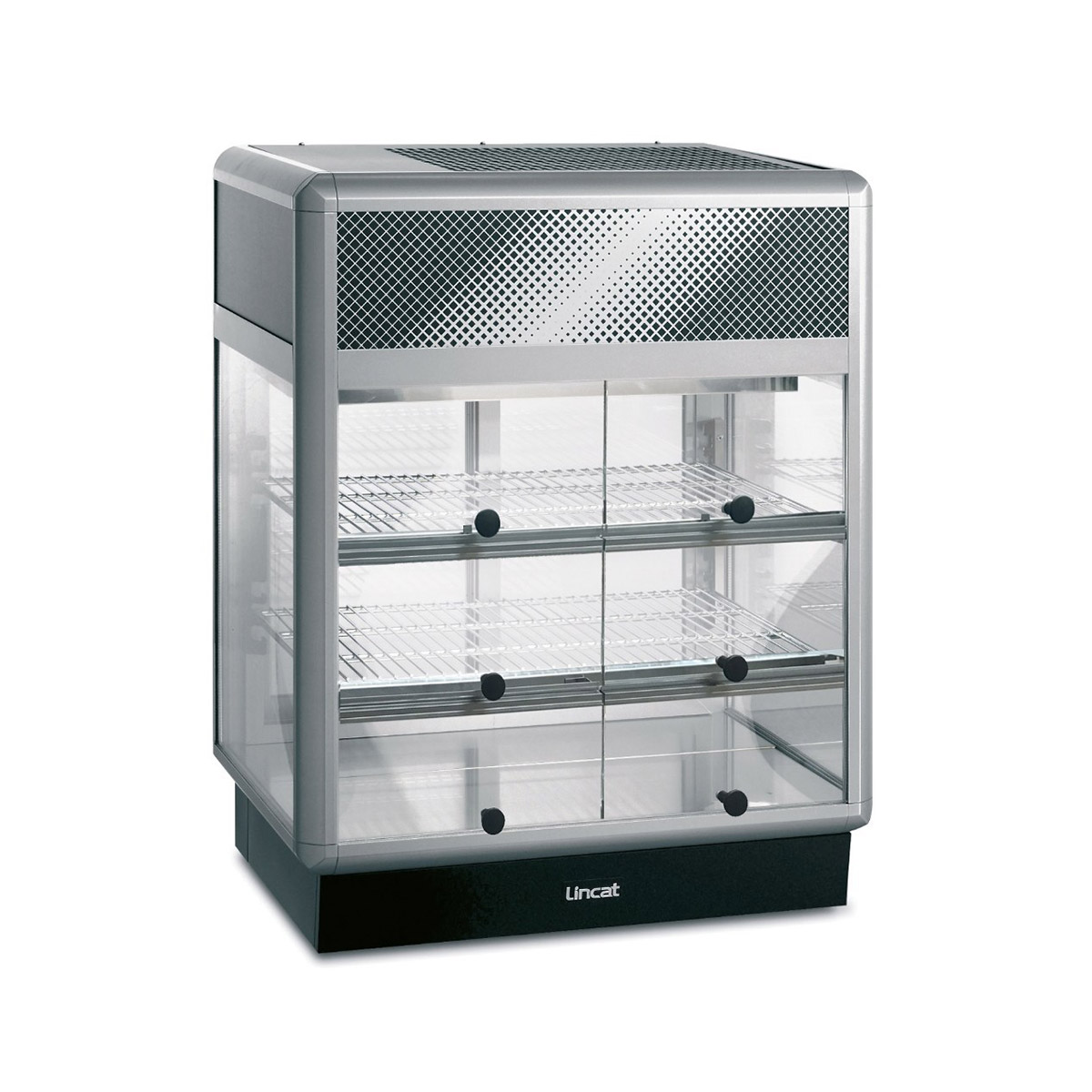 D6R/75S - Lincat Seal 650 Series Counter-top Rectangular Front Refrigerated Merchandiser - Self-Service - W 750 mm - 0.6 kW