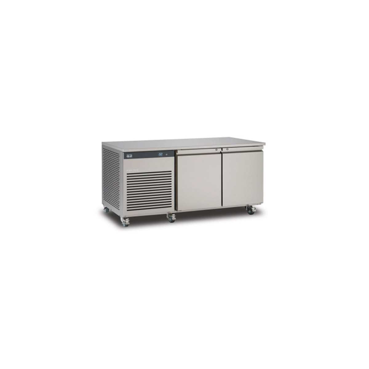 Foster EcoPro G2 EP1/2L (12-106) 280 Ltr Stainless Steel Freezer Counter