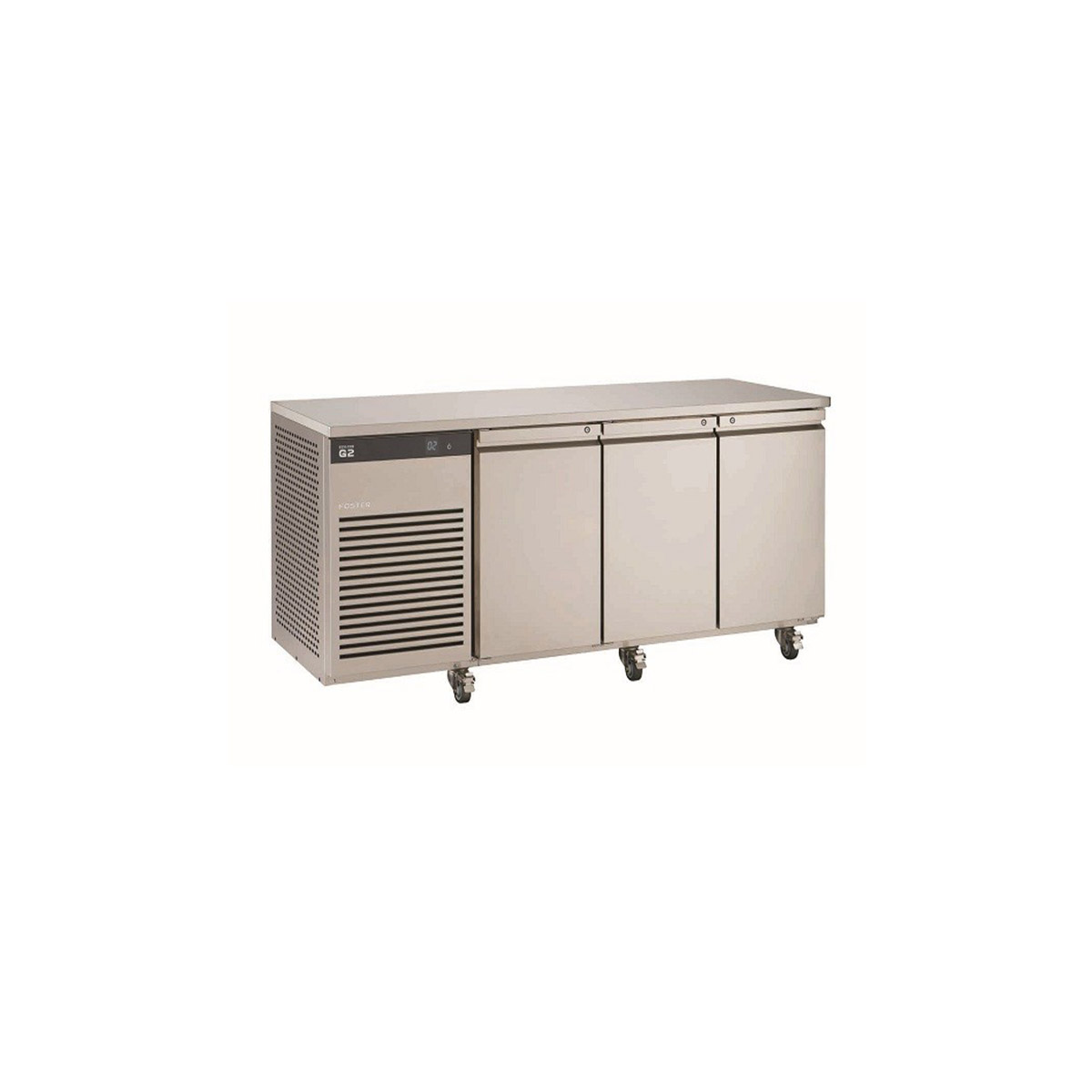 Foster EcoPro G2 EP1/3H (12-175) 435 Ltr Stainless Steel Refrigerated Counter