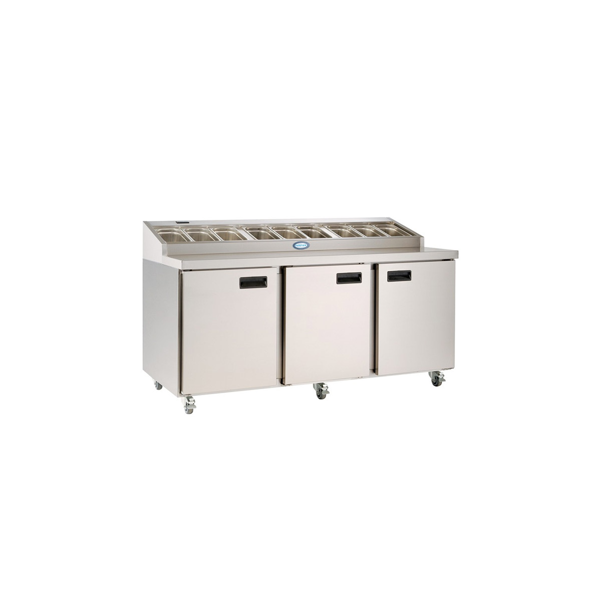 Foster FPS3HR 420 Ltr Stainless Steel Refrigerated Prep Counter