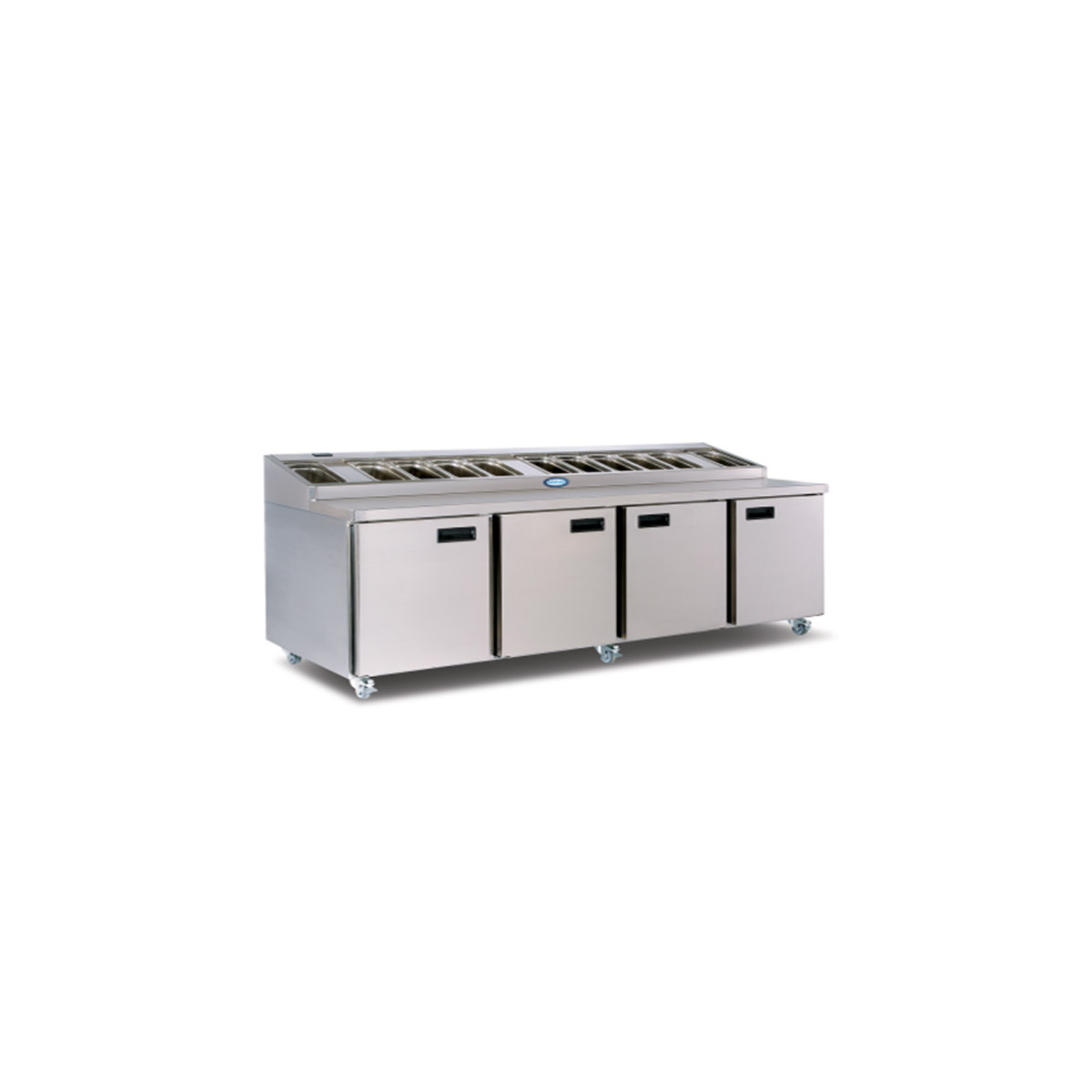 Foster FPS4HR 570 Ltr Stainless Steel Refrigerated Prep Counter