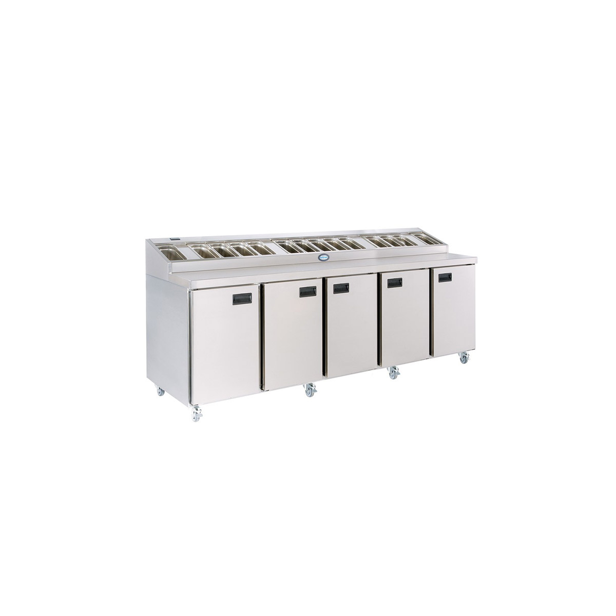 Foster FPS5HR 720 Ltr Stainless Steel Refrigerated Prep Counter