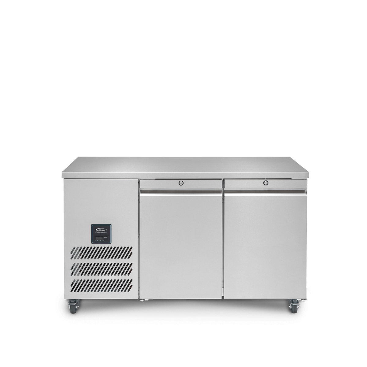 Williams Jade 2 Door 374Ltr Counter Freezer LJC2-SA