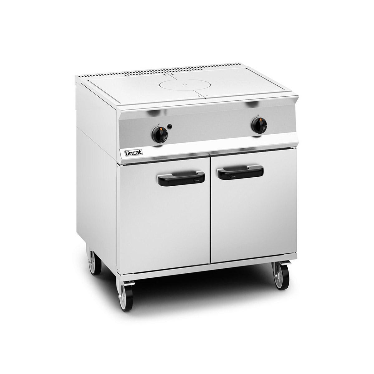 Lincat Opus 800 Solid Top Gas Oven Range Model: OG8005/P (Propane)