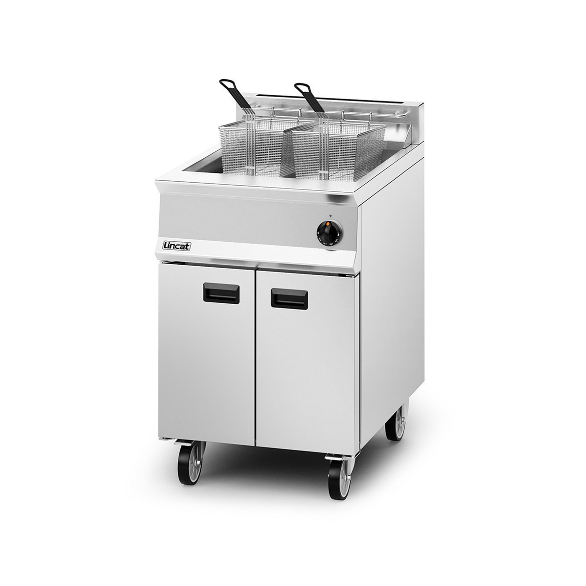 Lincat Opus 800 Gas Fryer Model: OG8107/N (Natural Gas)