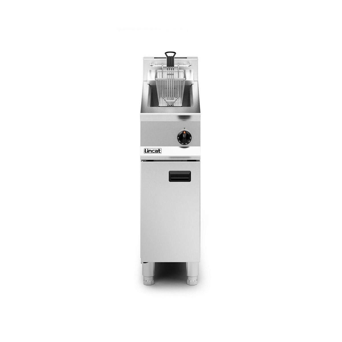 Lincat Opus 800 Gas Fryer Model: OG8110/N (Natural Gas)