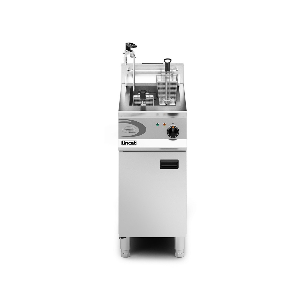 Lincat Vortech High Efficiency Gas Fryer Model: OG8115/OP/P (Propane)
