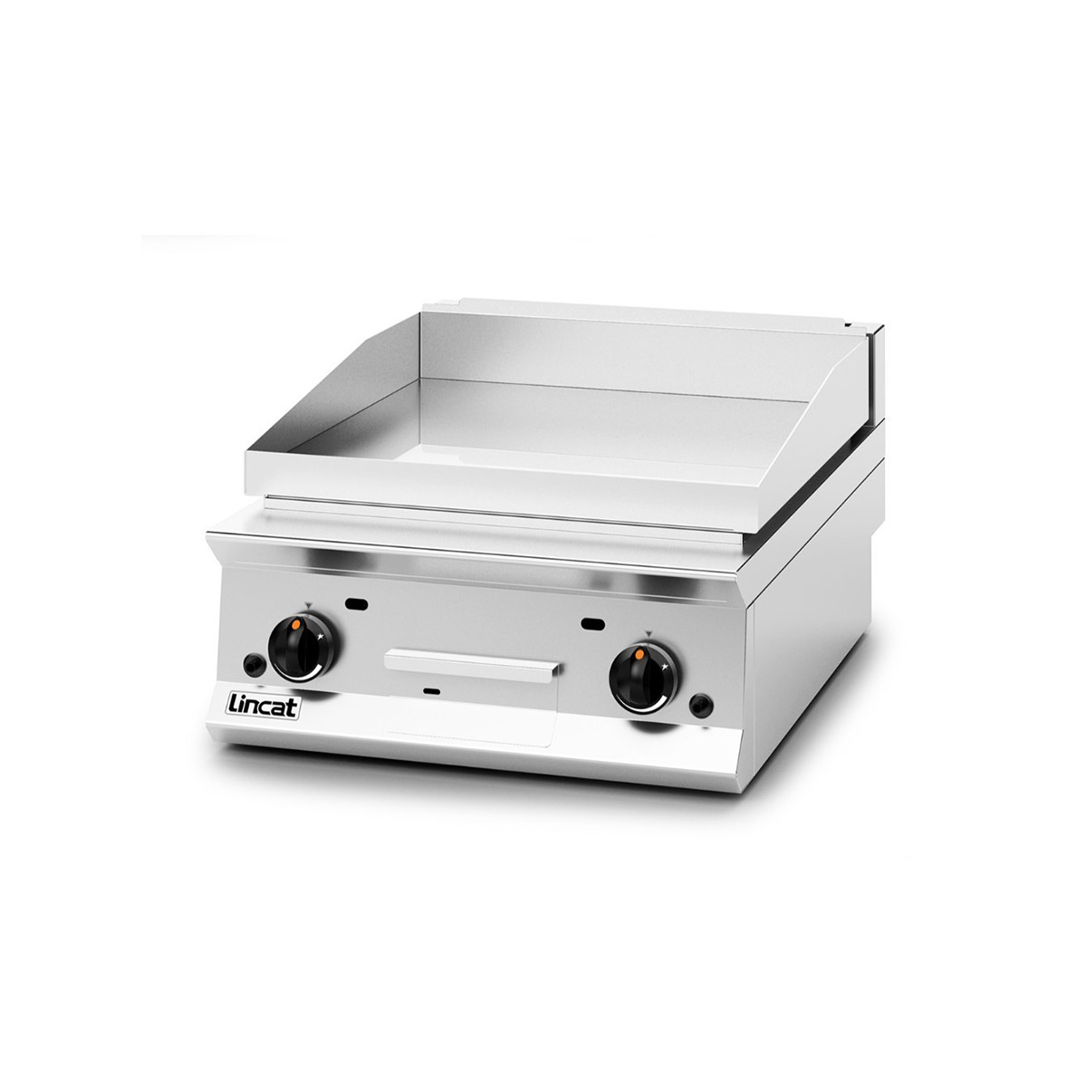 Lincat Opus 800 Chrome Plate Gas Griddle Model: OG8201/C/P (Propane)