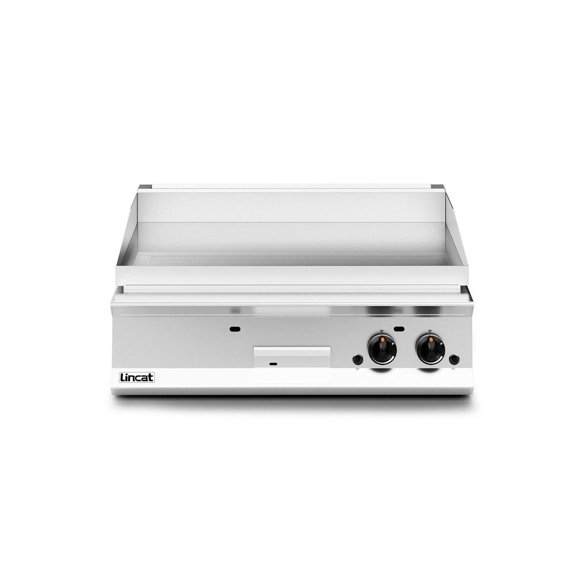 Lincat Opus 800 Chrome Plate Gas Griddle Model: OG8202/C/N (Natural Gas)