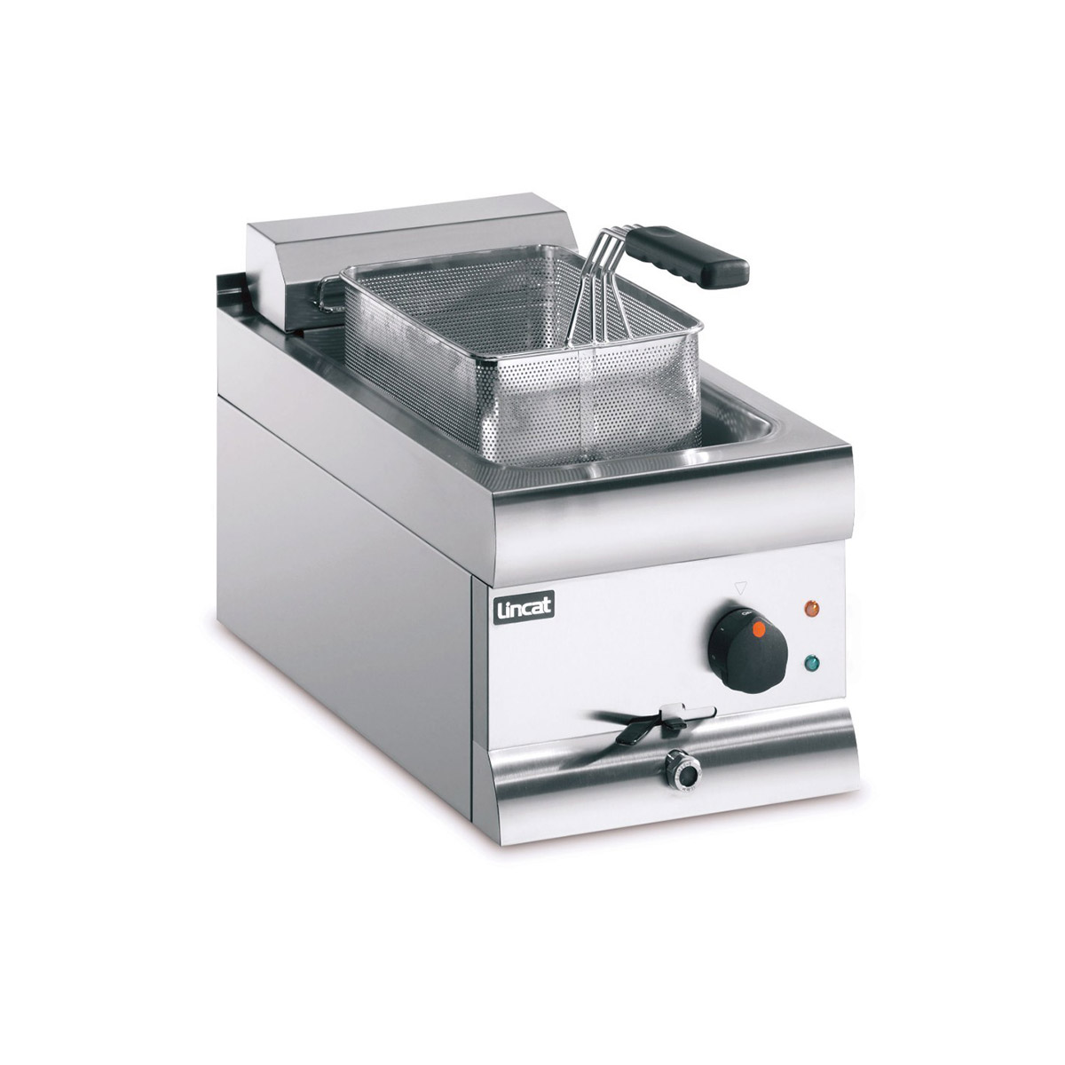 PB33 - Lincat Silverlink 600 Electric Counter-top Pasta Cooker - Single Tank - W 300 mm - 3.0 kW