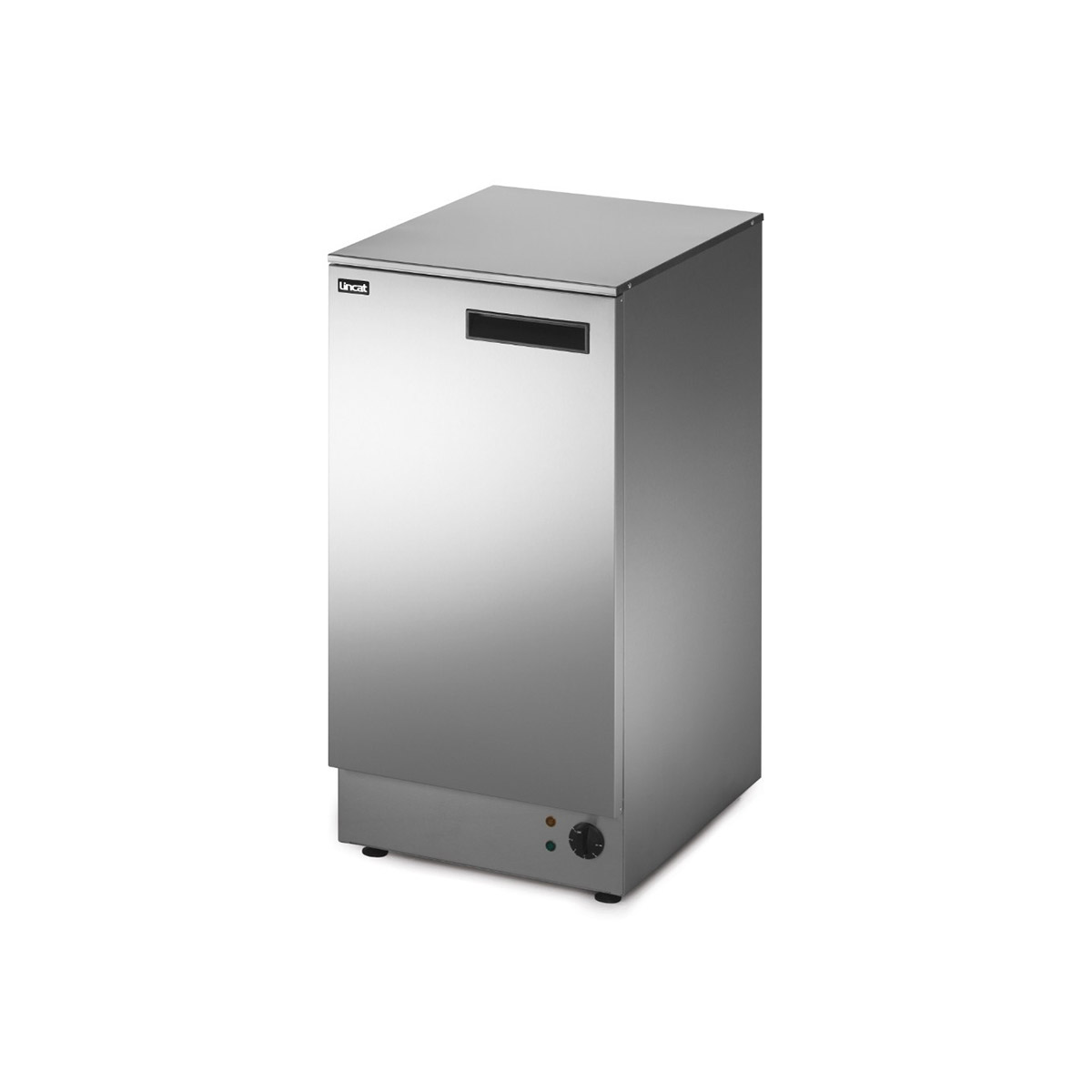 PLH45 - Lincat Panther Light Duty Series Free-standing Hot Cupboard - Static - W 450 mm - 0.75 kW