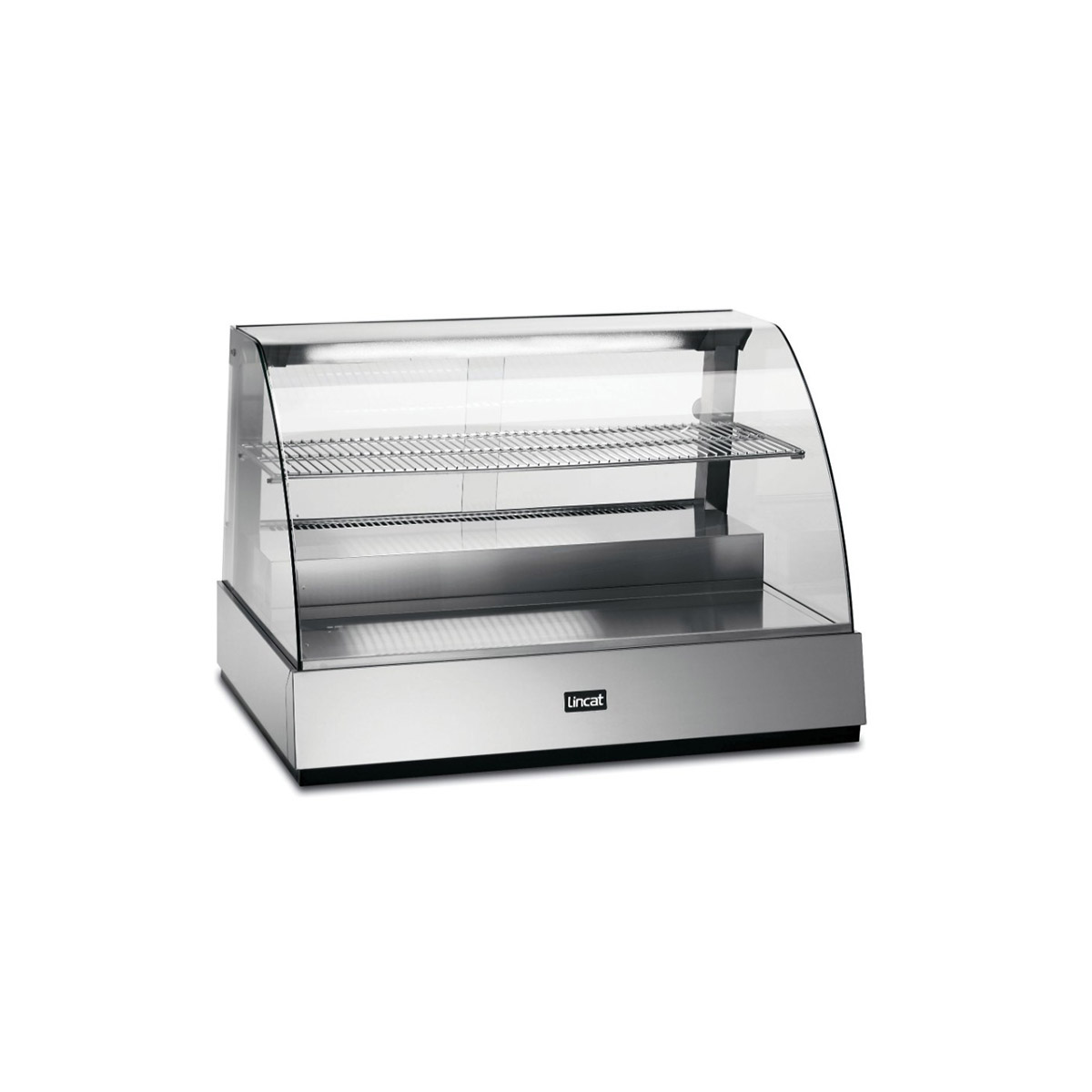 SCR1085 - Lincat Seal Counter-top Refrigerated Food Display Showcase - W 1085 mm - 0.621 kW