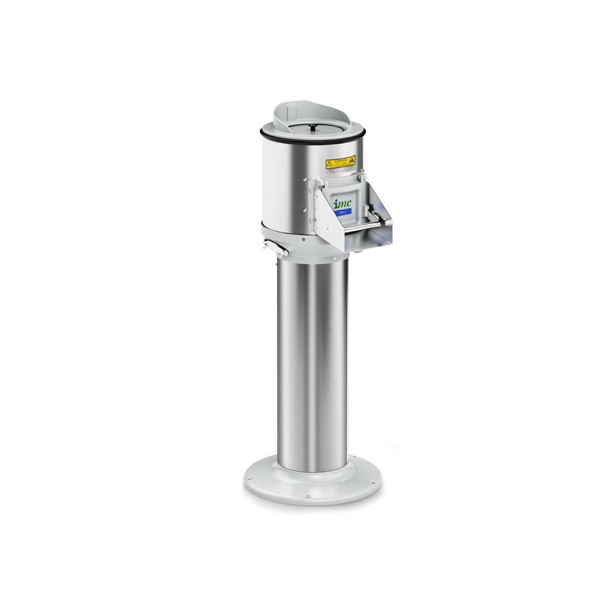 F58/902 - IMC SP12H Floor-Mounted Potato Peeler - 1 Phase - H 1400 mm - 0.37 kW