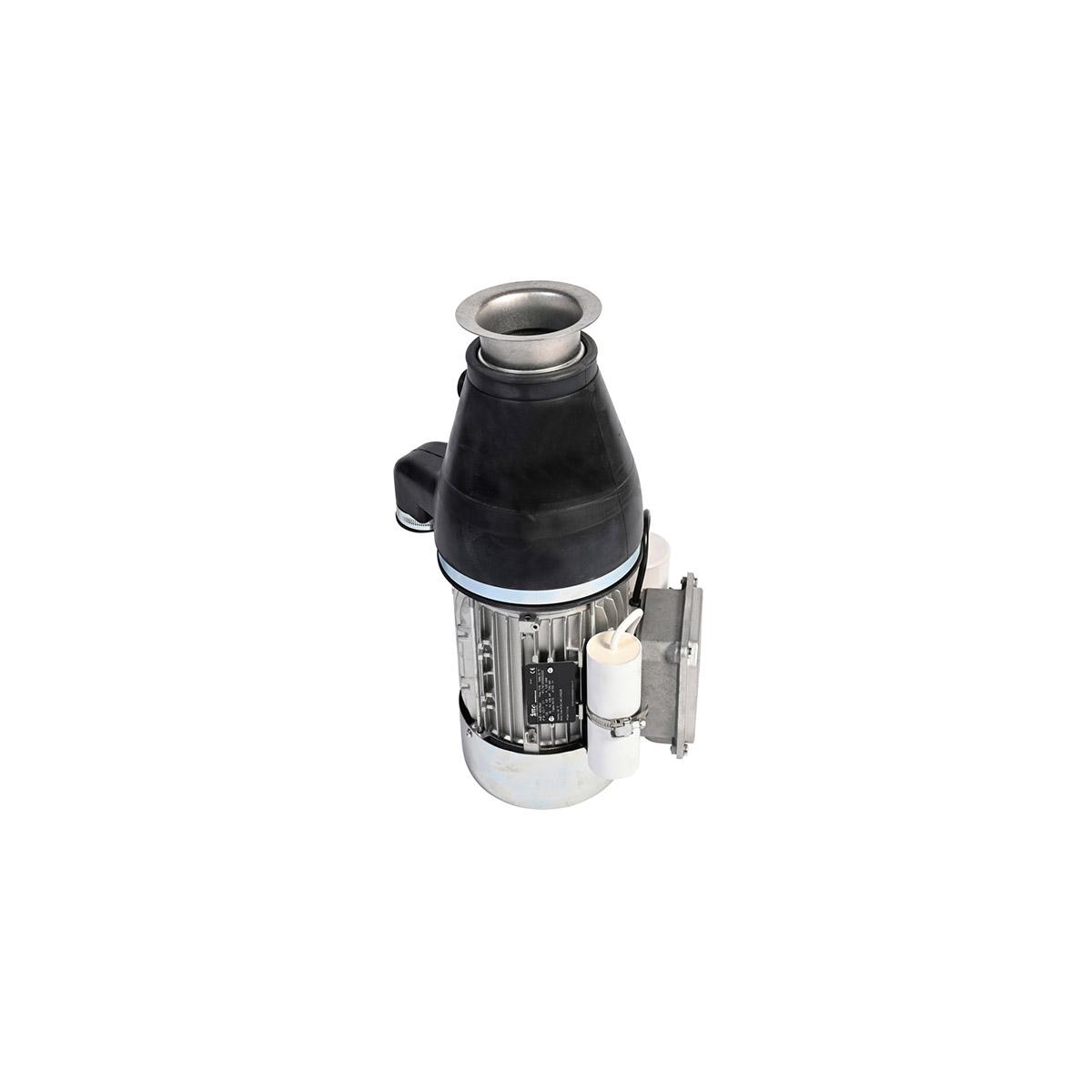 F52/301 - IMC Vulture 523 Under-sink Food Waste Disposer - fits 89 mm sink opening - 1 Phase - 0.55 kW