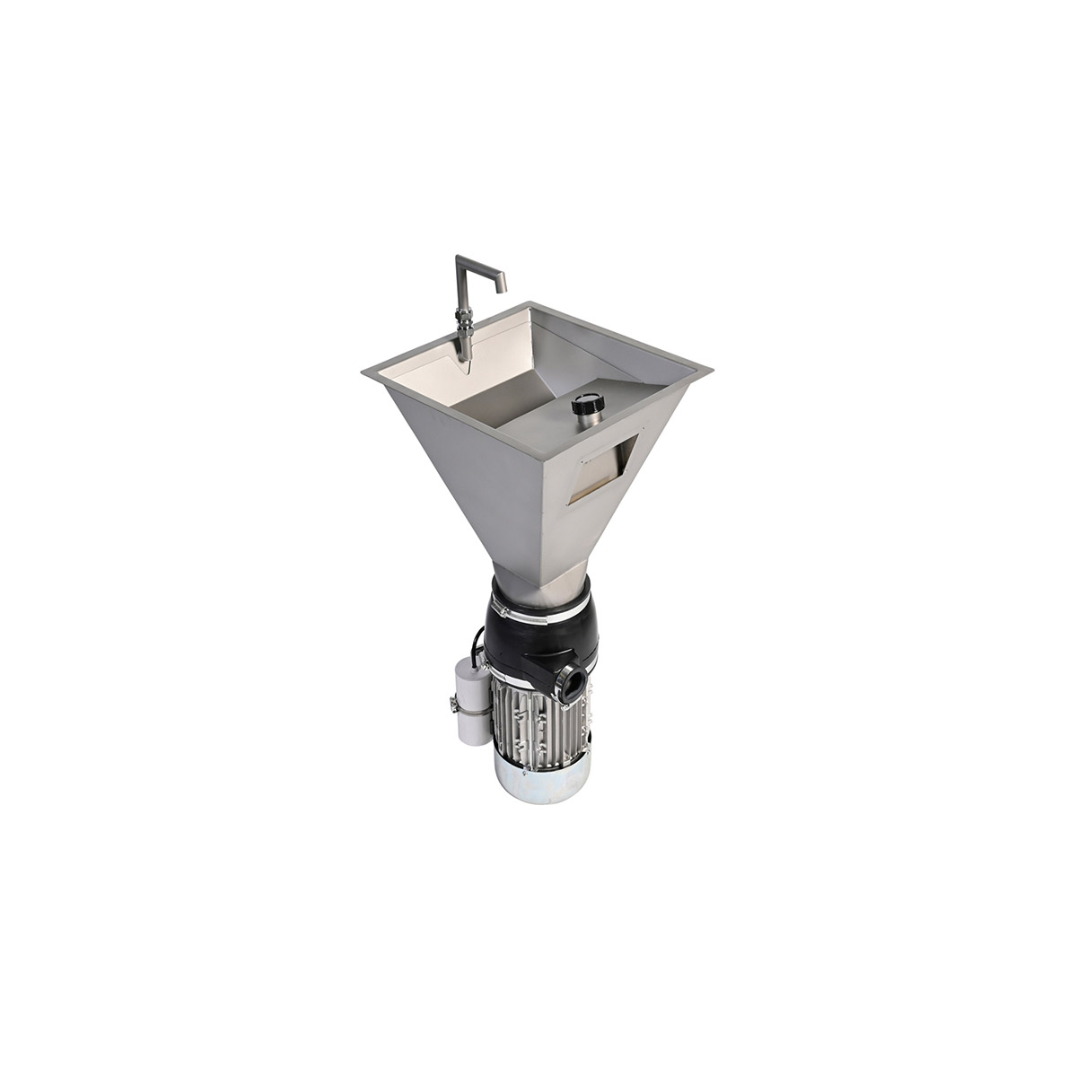 F52/510 - IMC Vulture 525 In-tabling Food Waste Disposer - 1 Phase [air break] - W 330 mm - 0.5 kW