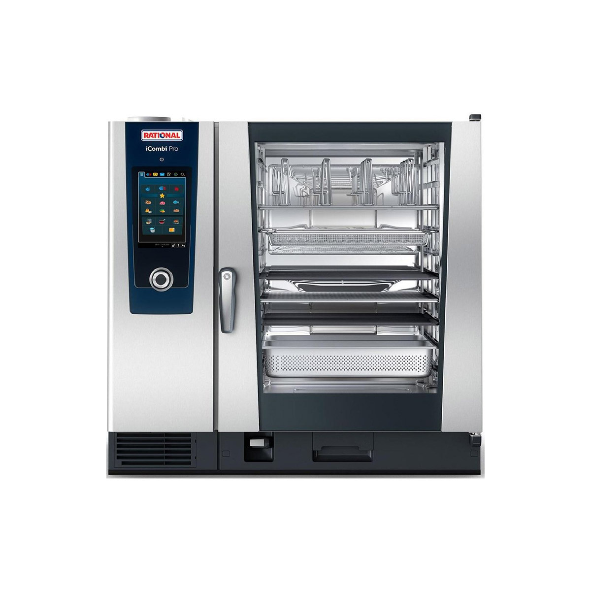 Rational iCombi Pro 10-2/1/E 10 Grid 2/1GN Electric Combination Oven