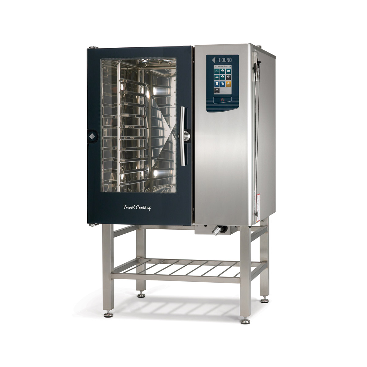 Houno C & CPE 1.10 Combi Oven Electric 10 Tray Oven – 4 Year Warranty