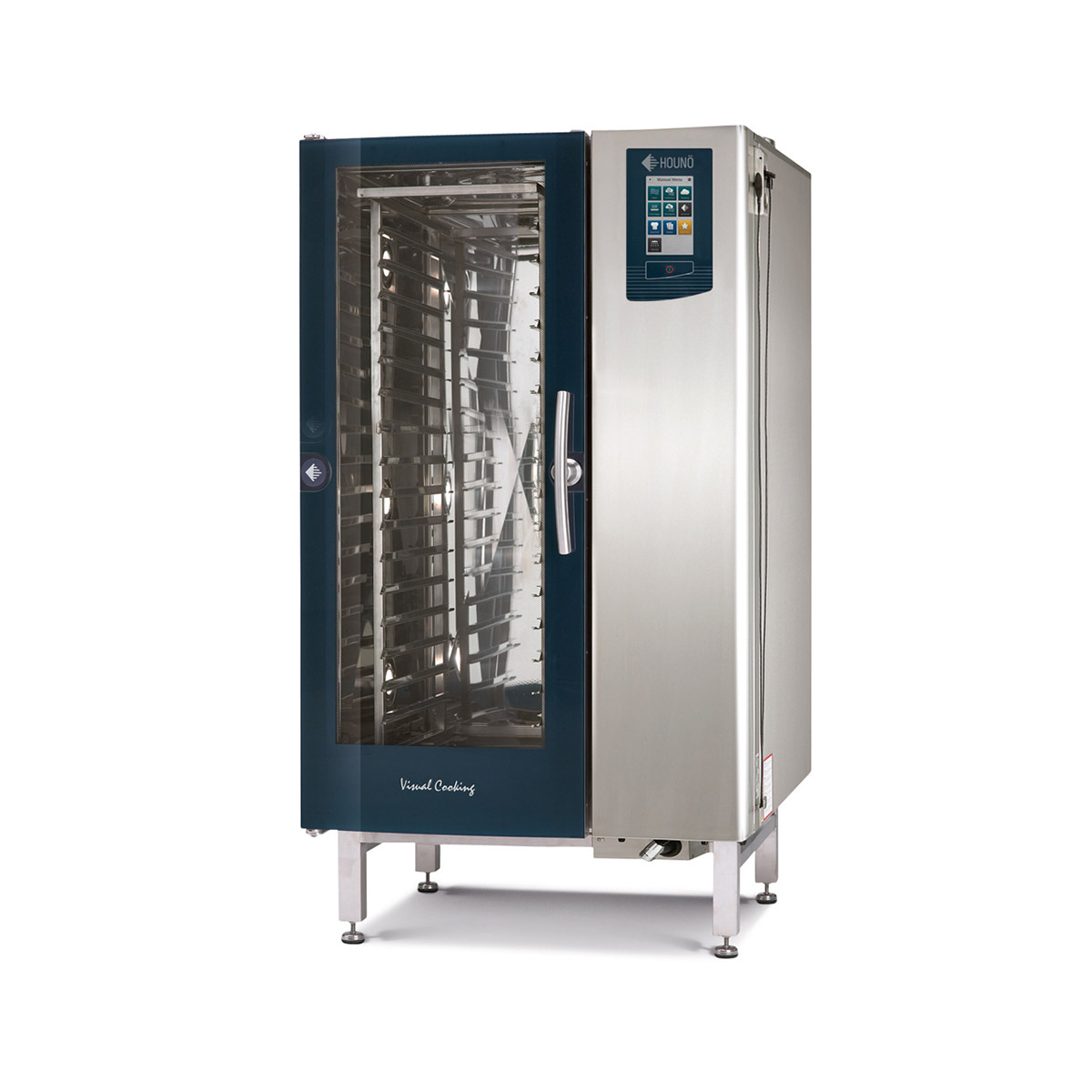 Houno C & CPE 1.16 Roll-In Combi Oven Electric 16 Tray Oven – 4 Year Warranty