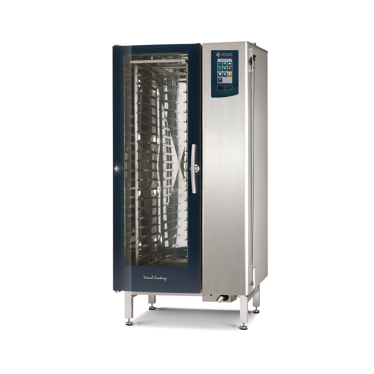 Houno C & CPE 1.20 Roll-In Combi Oven Electric 20 Tray Oven – 4 Year Warranty