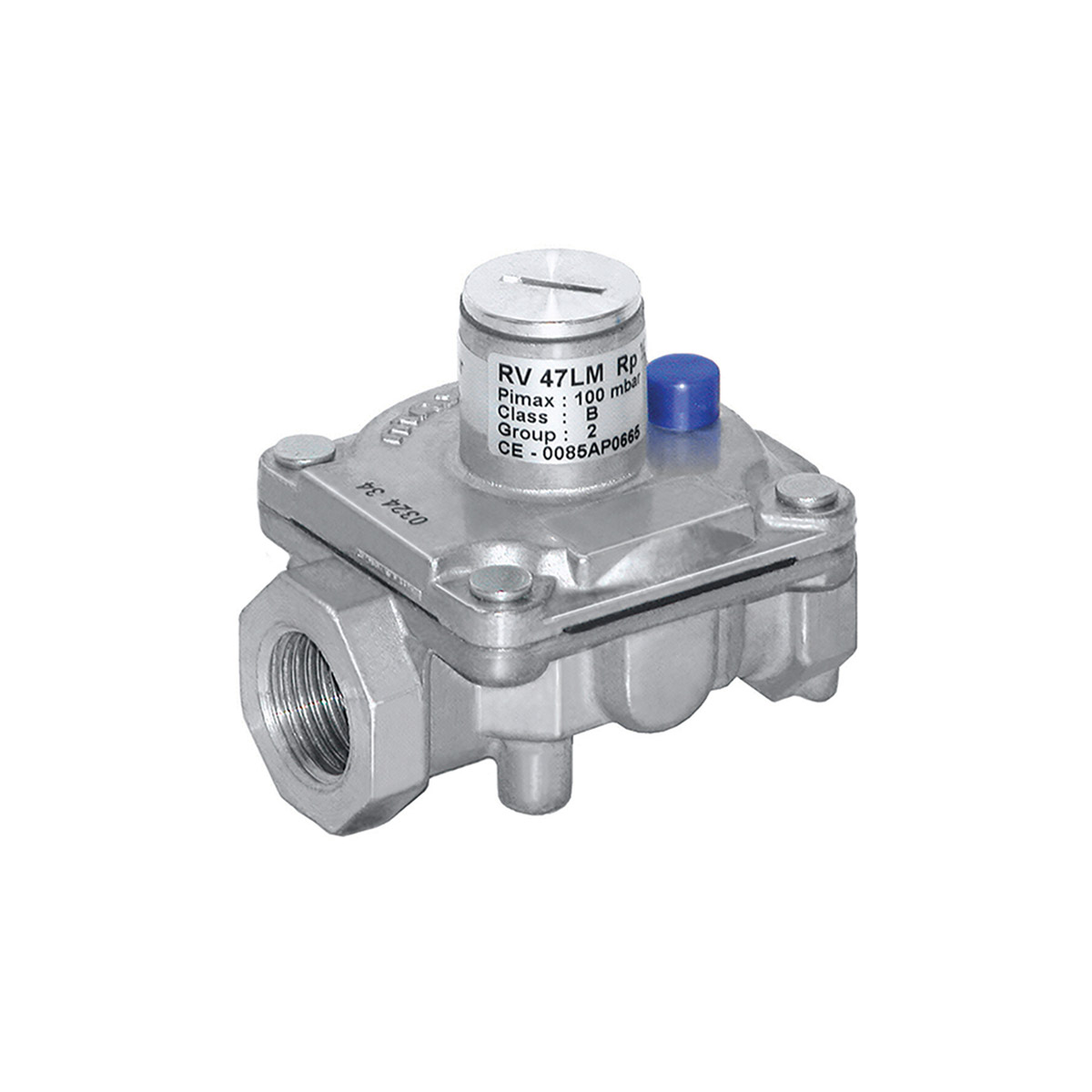 CaterConnex (Gas) C-GR075 3/4 Inch Gas Regulator/Governor