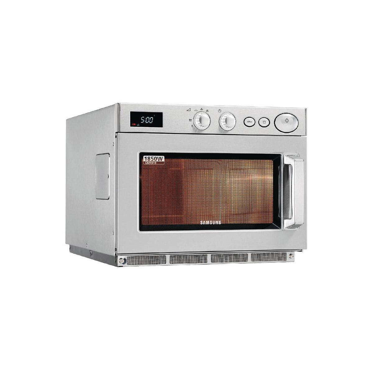 Samsung Manual Microwave Oven CM1919