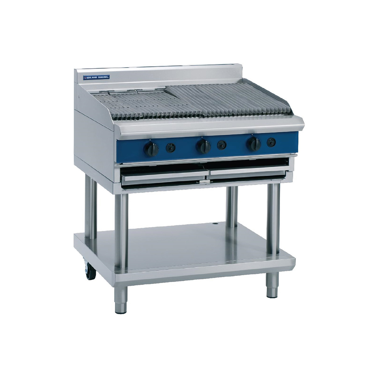 Blue Seal Propane Gas Chargrill G59/6