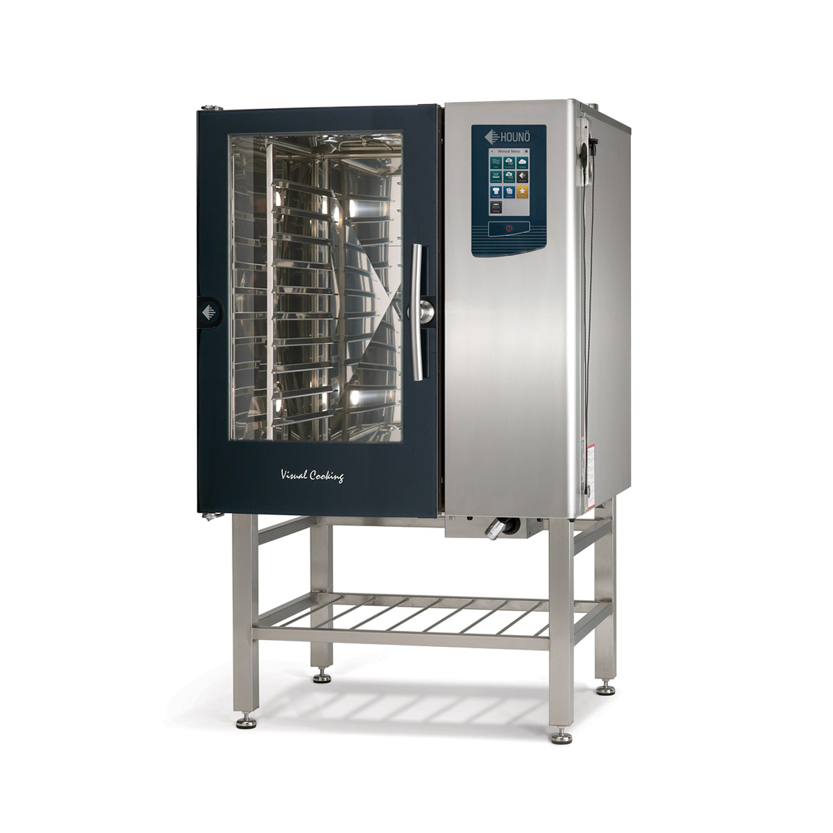 Houno K & KPE 1.10 Combi Oven Electric 10 Tray Oven – 4 Year Warranty