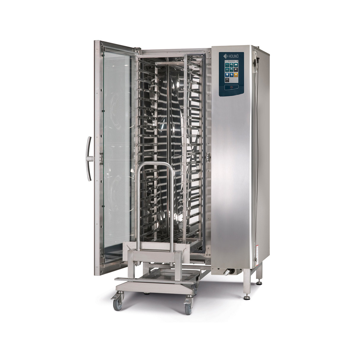 Houno K & KPE 1.20 Roll-In Combi Oven Electric 20 Tray Oven – 4 Year Warranty