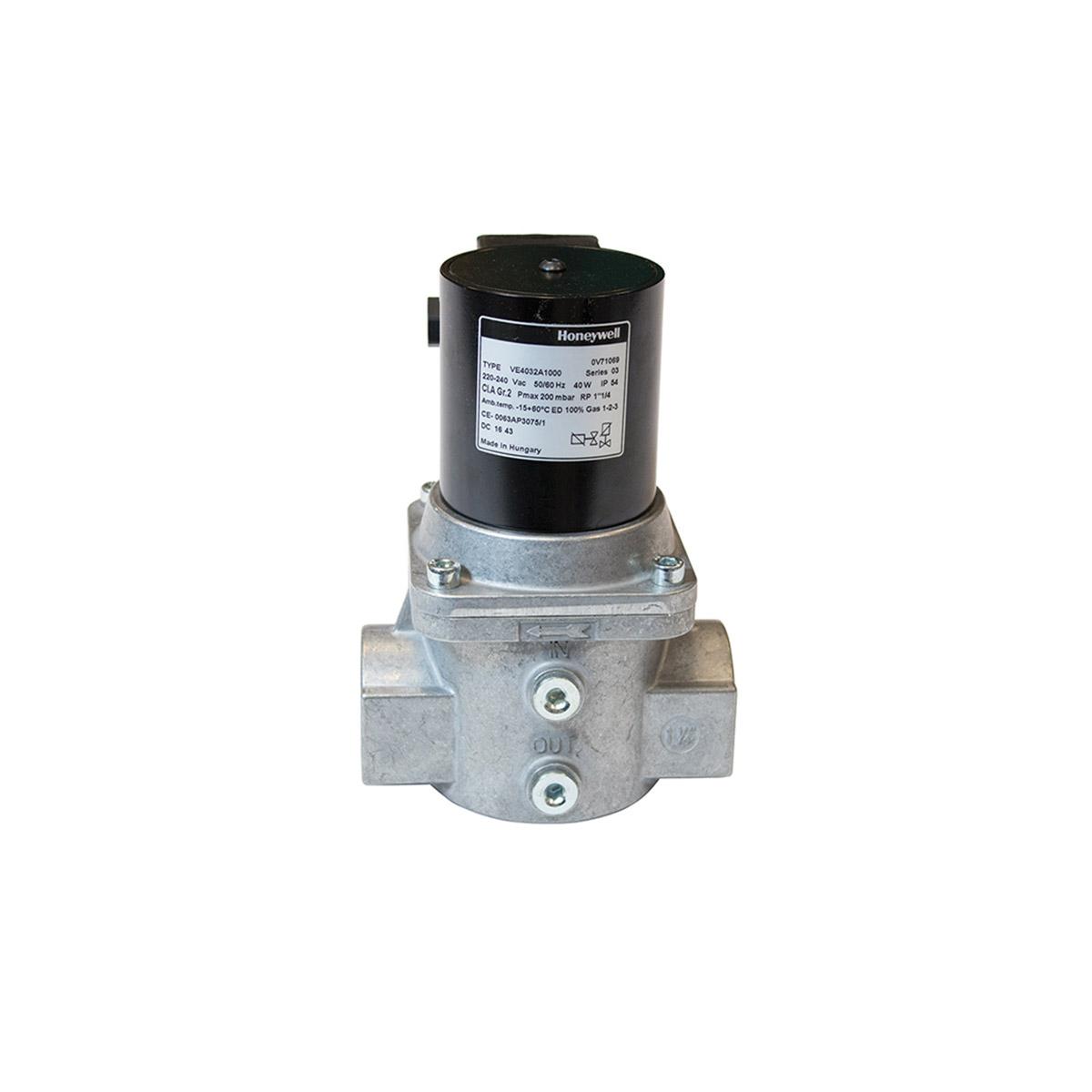 CaterGuard M-VE125 1 1/4-Inch Gas Solenoid Valve