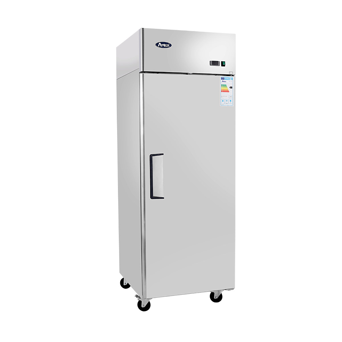 Atosa MBF8113HD Top Mounted Upright Single Door Freezer