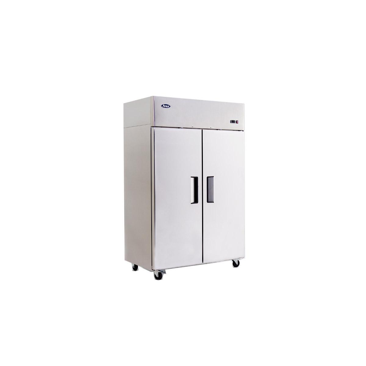 Atosa MBF8114HD Top Mounted Double Door Freezer 1300 Litres