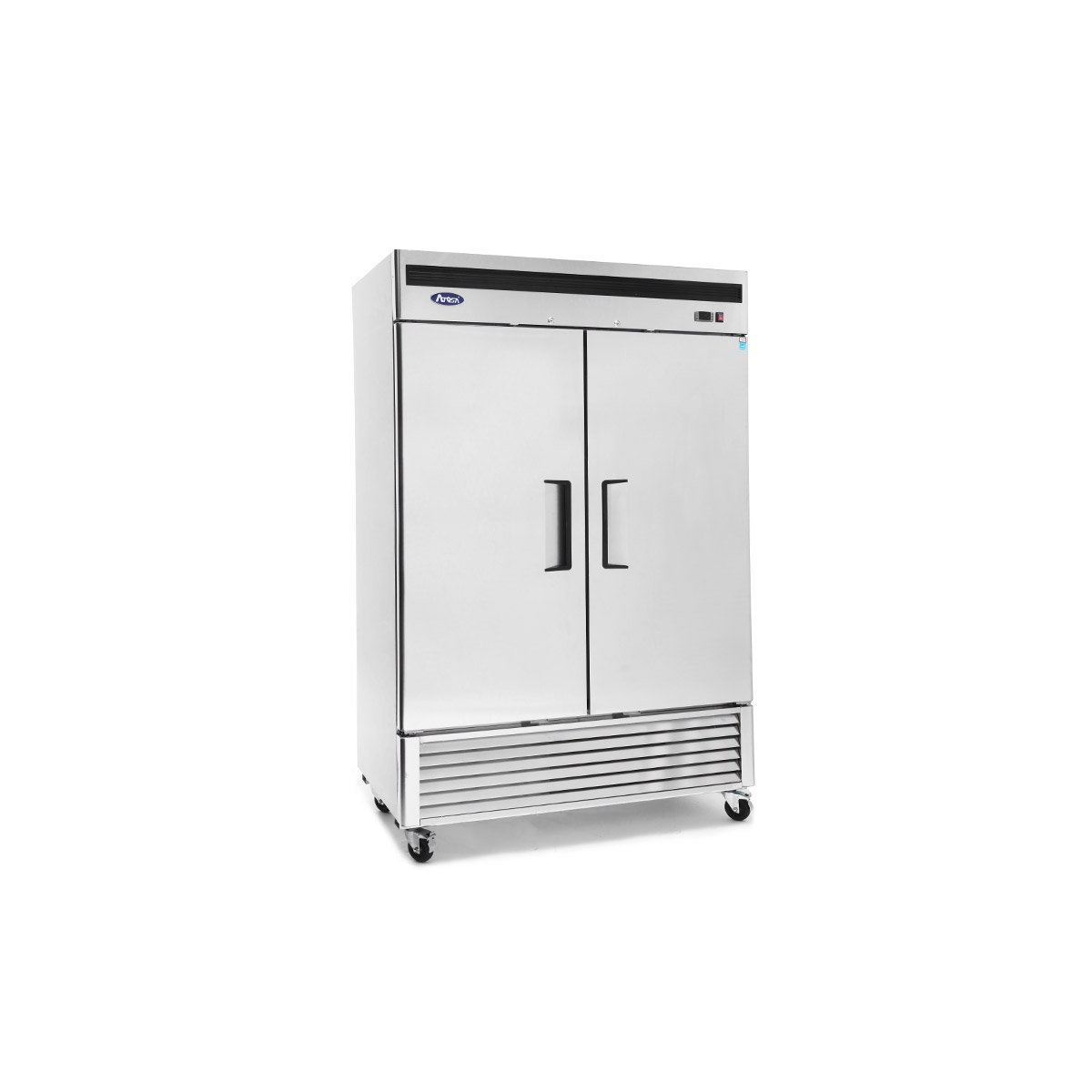 Atosa MBF8183GR Double Door Upright Freezer 1300 Litres