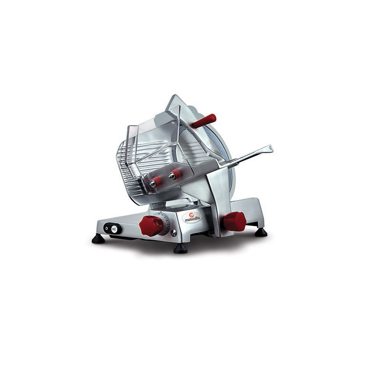 Metcalfe NS220 Medium Duty Gravity Feed Slicer