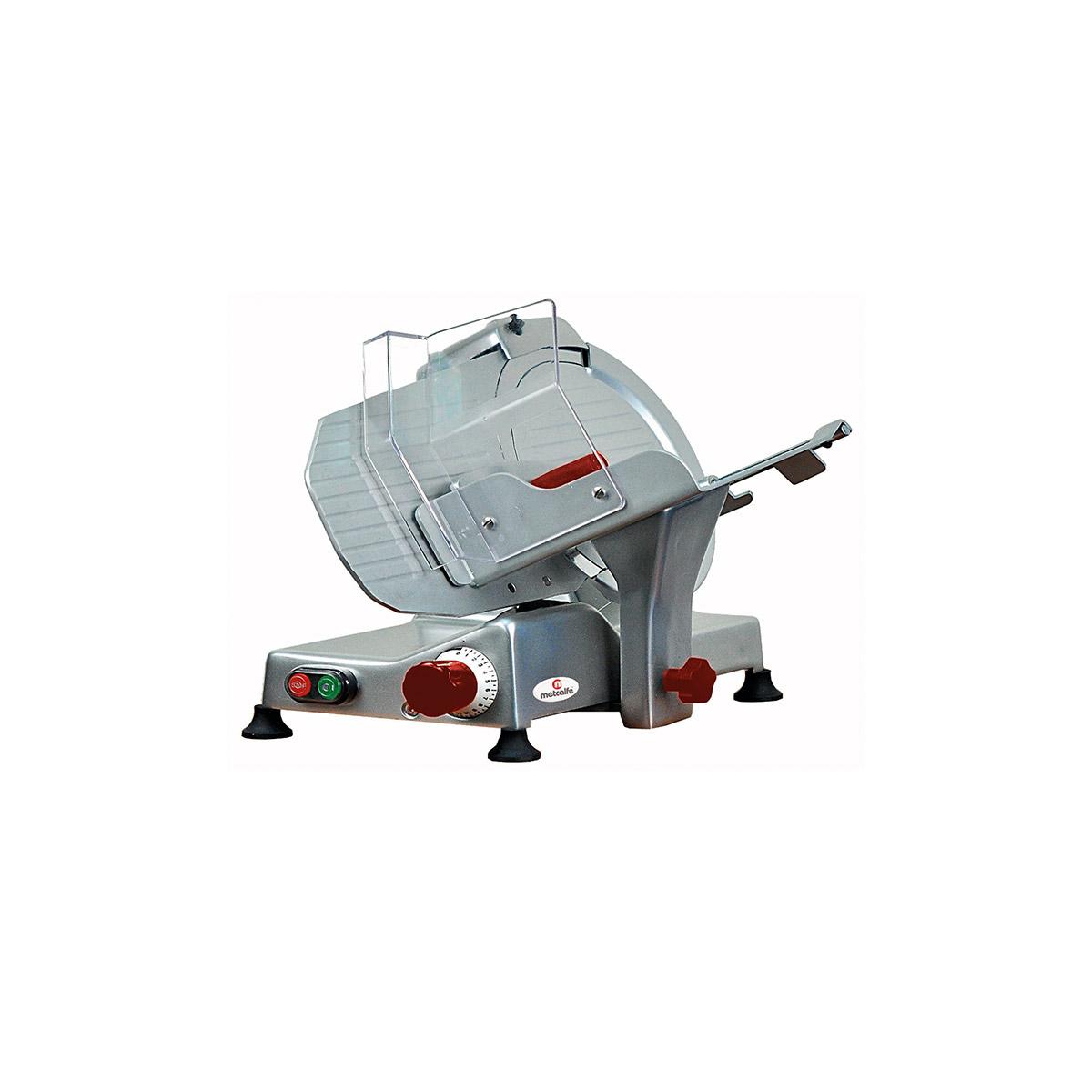 Metcalfe NSL220 Light Duty Gravity Feed Slicer
