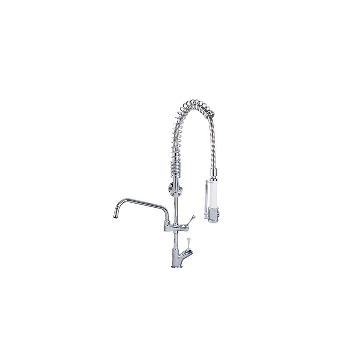 AquaTechnix TX-PR-10L-SS-BF2 Pre Rinse Spray Hose