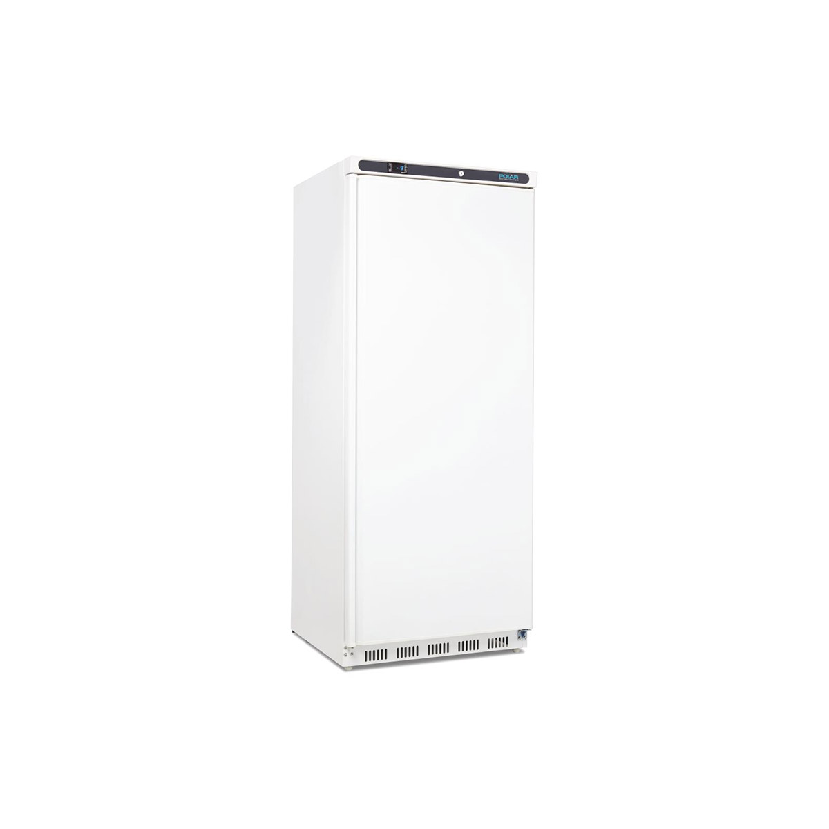 Polar C-Series Upright Freezer White 600Ltr