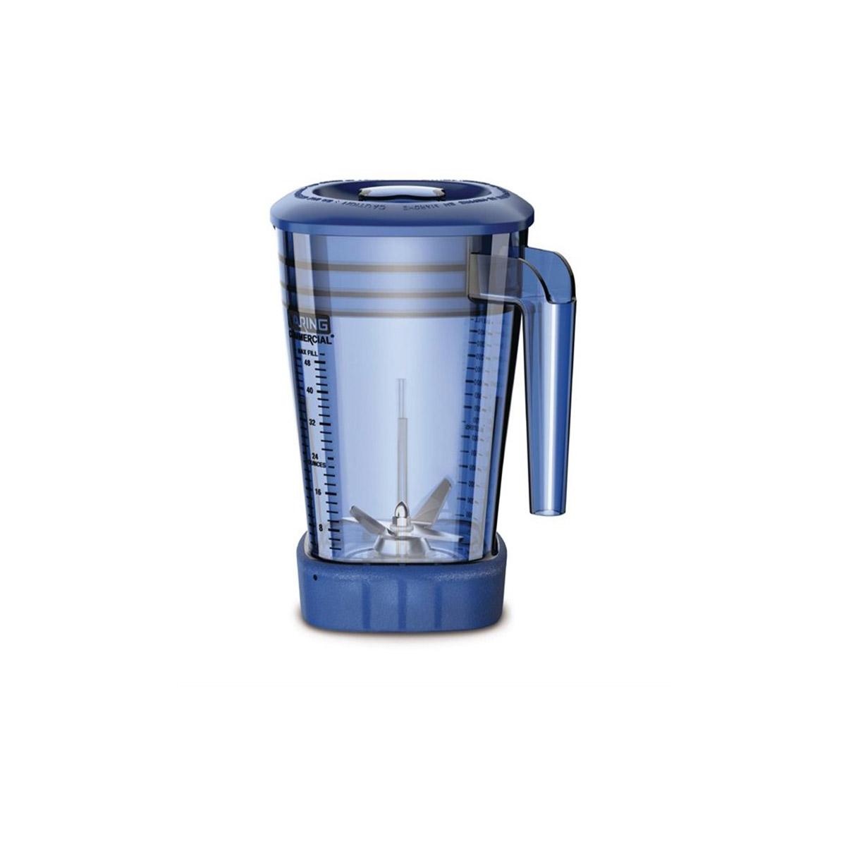 Waring Blue 1.4Ltr Jar for use with Waring Xtreme Hi-Power Blender