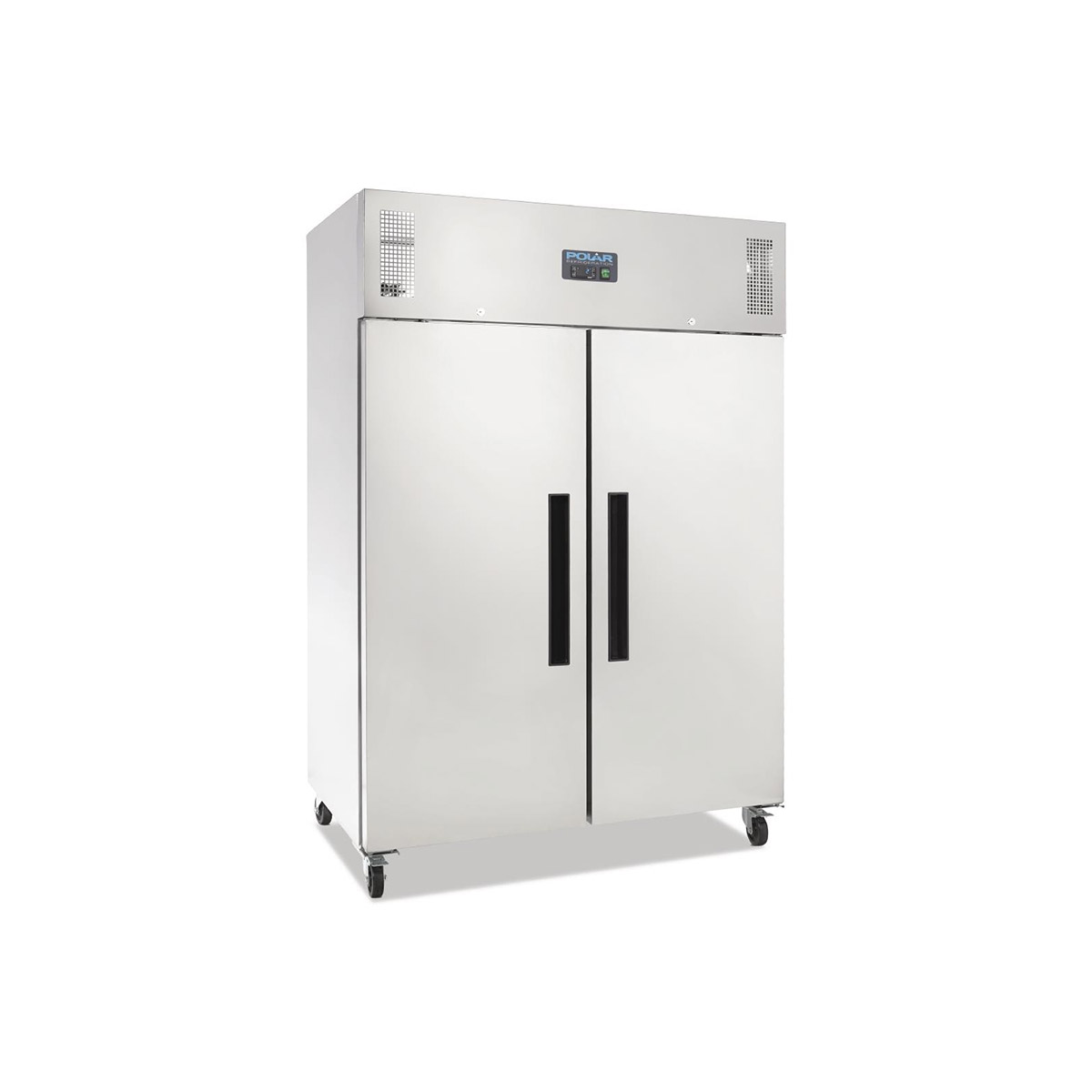 Polar G-Series Upright Double Door Fridge 1200Ltr
