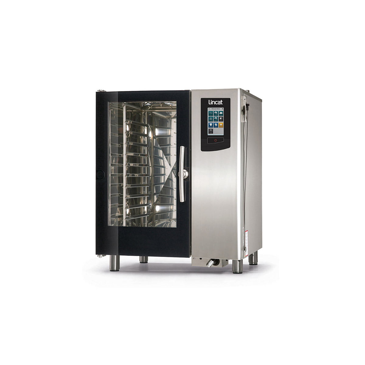 LC110B/P - Lincat Visual Cooking 1.10 Propane Gas Combi Oven