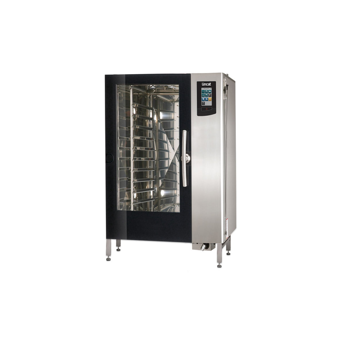 LC220I/P - Lincat Visual Cooking 2.20 Propane Gas Free-standing Combi Oven